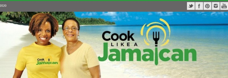 Cooklikeajamaican.com Home Page