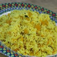 Pumpkin Rice (Pic)
