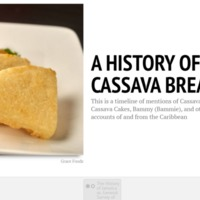 The History of the Cassava Bread (Timeline)
