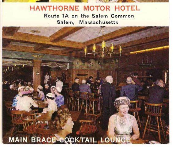 The Main Brace Cocktail Lounge