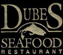 Dube's Seafood Menu